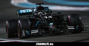 Startaufstellung zum großen preis von ungarn. Formula 1 Abu Dhabi 2020 Chronologically The Last Qualifying Of The Year De24 News English