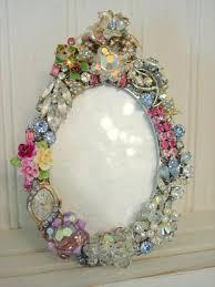 amazing diy mirror picture frame