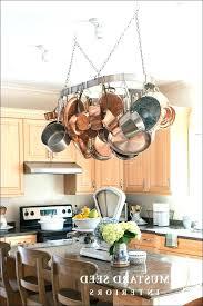 cabinet pot rack hanging pot and pan rack full size of cabinet pot rack hanging pots