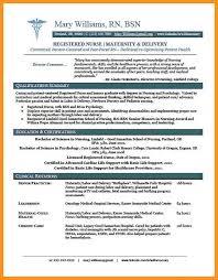 2 3 Nurse Resume Sample With Experience Wear2014 Com