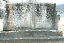Sallie Smith Pearson (1823-1912) - Find A Grave Memorial