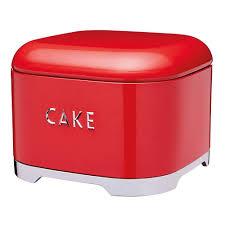 <b>Ёмкость для пирожных</b> 26,5х19,5 см Kitchen Craft Lovello Red за ...