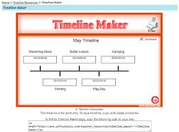 5 Timeline Maker For Kids Websites Free