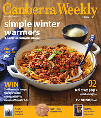 Wartime Kitchen And Garden Dvd 28 May 2015 By Canberra Weekly Magazine Issuu