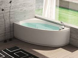 Bathtubs Idea, Corner Jacuzzi Tub Corner Tub Shower Combo Modern Bathroom  Design Modern Bathrooms: