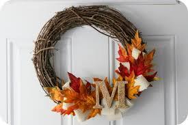 Fall Wreath Little Lovelies Tutorial Fall Wreath