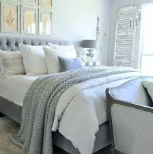 white and grey bedroom furniture. Grey And White Bedroom Bedding Gray With  Tufted Headboard Chunky . Furniture