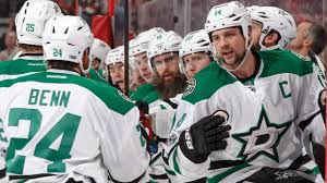 jamie benn of stars will miss brother i told him that last night jamie benn said now he can be jordie benn and not jamie benn s brother i think this is going to be great for him