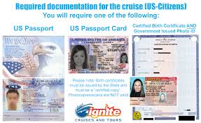 A I Help - Passport faq Do Ignite Cruises Need