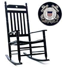 cracker barrel white rocking chairs. Fine White US Coast Guard Fully Assembled Rocking Chair And Cracker Barrel White Chairs R