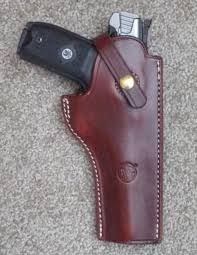 triple k 754 sight channel holster for group 28 ruger mark iv 6 88