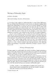 Philosophy Essays Under Fontanacountryinn Com