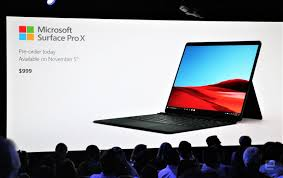 Microsoft Surface Wiki The Surface Pro X Is Microsofts Return To Arm Based Windows
