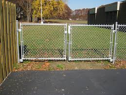 chain link fence gate latch home