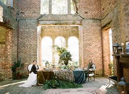 barnsley gardens styled shoot by lor table