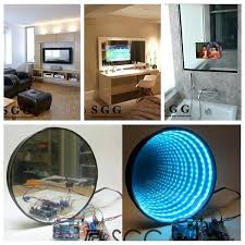 two way mirror for tv top quality half reflective and half transpa mirror one two 2 two way mirror for tv