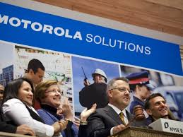 motorola solutions has solved its big problem