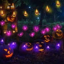 Outdoor Halloween Lights