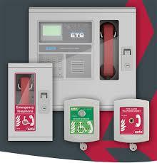 emergency telephone system