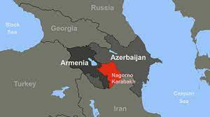 Armenia, Azerbaijan and the Middle East ...