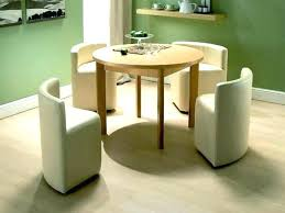decoration space saver kitchen table for creative saving furniture design dining and chairs uk