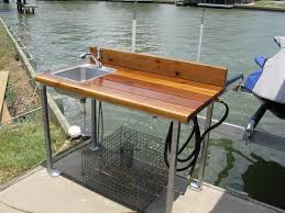 fish cleaning station google search outdoor kitchen view larger
