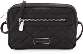 Marc by Marc Jacobs Sally Quilted Crossbody Bag Black   Where to ... & ... Marc by Marc Jacobs Sally Quilted Crossbody Bag Black ... Adamdwight.com