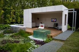 Small Picture love the glass cube is it a water feature Greenart Gardens