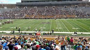 Notre Dame Stadium Section 27 Rateyourseats Com