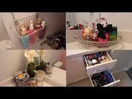 bathroom makeup storage. bathroom tour makeup storage d
