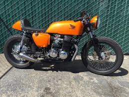 1971 honda cb750 cafe racer for sale lossa engineering