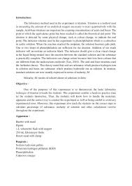 Sample Lab Report Chemistry Also Chemistry Report Final Readleaf