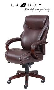 leather office chair amazon. Amazon.com: La Z Boy Hyland Executive Bonded Leather Office Chair: Kitchen \u0026 Dining Chair Amazon F