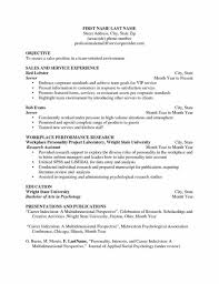 Waitress Resume Best Template Collection Unforgettable Assistant