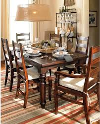 pottery barn style dining table: pottery barn dining tables sets table pottery dining barn benchwritght