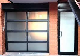 glass garage doors for marvelous aluminum garage doors s dannyjbixby of glass garage doors