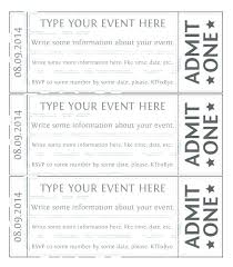 Template Raffle Tickets Free Download Download Raffle Ticket Template Free Event Printable Tickets