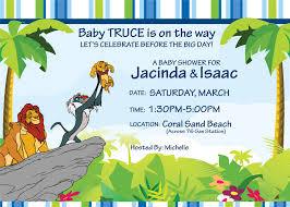 custom lion king invitation birthday invitation templates custom lion king invitation 10 00 via