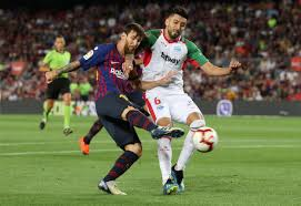 Highlights fc barcelona vs deportivo alaves 1st round laliga santander 2018/2019 subscribe to the official channel of laliga. Barcelona V Alaves Live As It Happened Lionel Messi And Philippe Coutinho On Target In Comfortable Win La Liga 2018 19 London Evening Standard