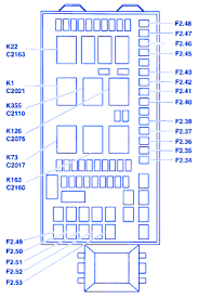ford f550 2004 fuse box block circuit breaker diagram  carfusebox ford f550 2004 fuse box block circuit breaker diagram