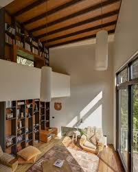 Split Level Living Room Tall Dark And Handsome 4 Split Level Home In Auckland