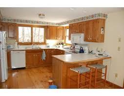 Oak Kitchen Cabinets 2