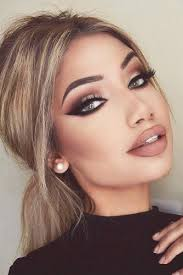 y cat eye makeup looks picture 1