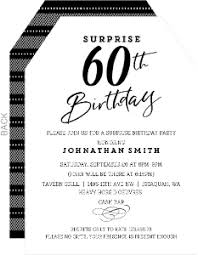 Personal Invitations Birthday Cheap Surprise Birthday Invitations Invite Shop