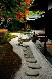 japanese outdoor garden decor natural  japanese style garden design ideas more