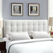 tall king headboard. Velvet Headboard Queen Faux Leather Tufted White Black Diamond And Tall King Size Head