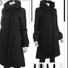 Soia Kyo Pillow Collar Down Coat