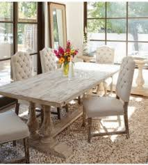 windsor dining table antique white