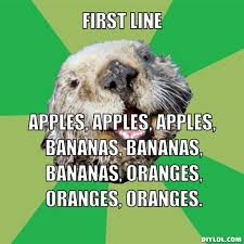 Ocd Otter Meme Generator - DIY LOL via Relatably.com