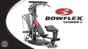 Bowflex Ultimate 2 Exercise Wall Chart Bowflex Ultimate 2 Workout Poster